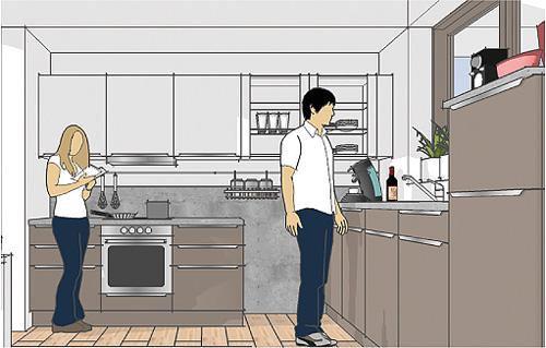 Professionelle Küchenplanung