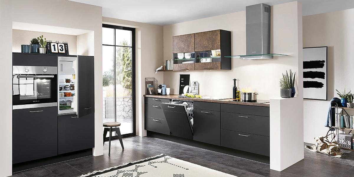 a187f316631e8f Einbauküche Touch317 - Rolli SB-Möbelmarkt - Ihr Küchen- und ...