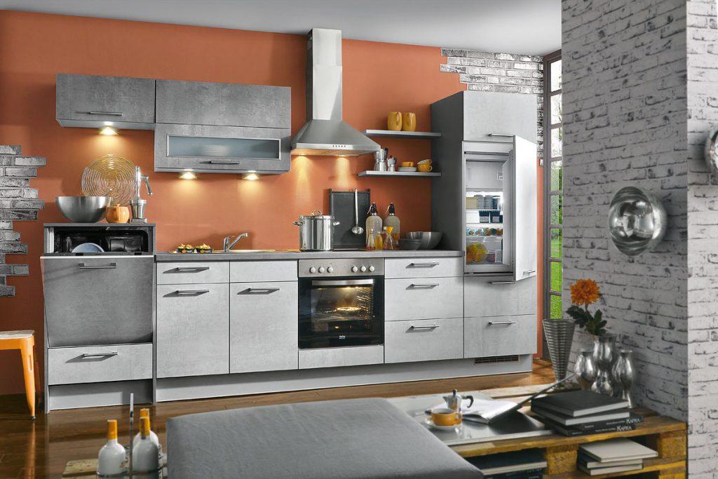 Einbauküche Celine