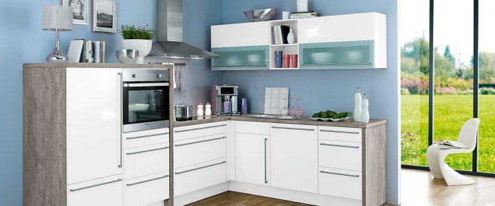 Einbauküche Gloriette241 - günstig bei Rolli SB Küchen- und Möbelmarkt, 65604 Elz bei Limburg