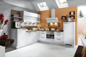 Einbauküche Ella - günstig bei Rolli SB Küchen- und Möbelmarkt, 65604 Elz bei Limburg