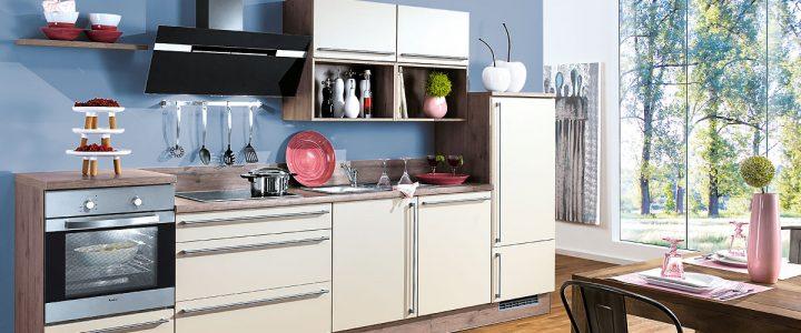 Küchenzeile Cindy241 - günstig bei Rolli SB Küchen- und Möbelmarkt, 65604 Elz bei Limburg