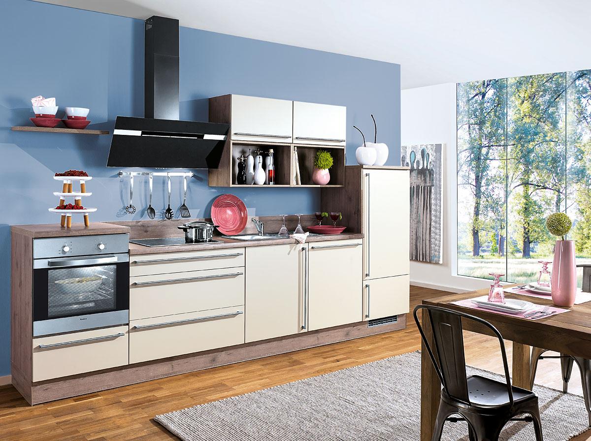 6f0b711ea67727 Küchenzeile Cindy241 - günstig bei Rolli SB Küchen- und Möbelmarkt