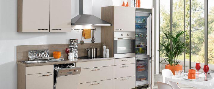 Einbauküche Sarah - günstig bei Rolli SB Küchen- und Möbelmarkt, 65604 Elz bei Limburg