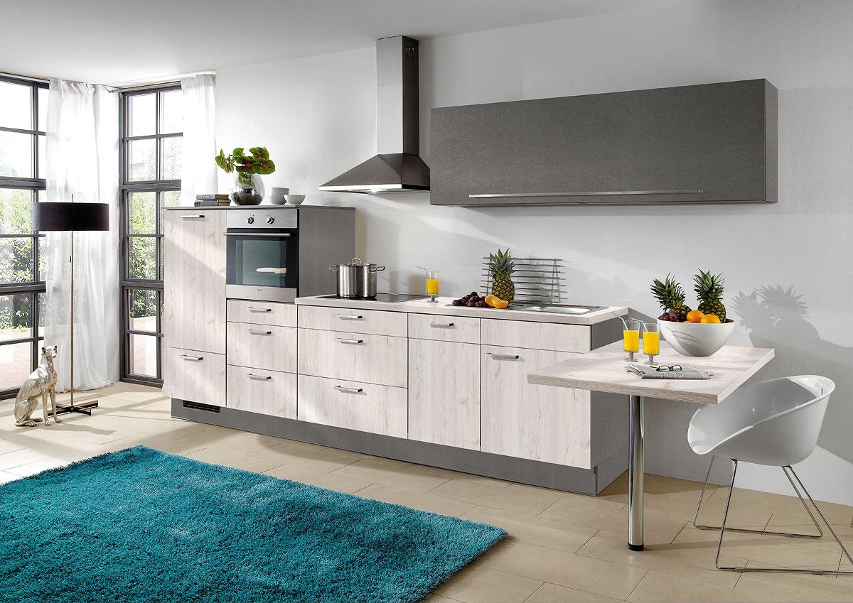 beb44f551fd18a Einbauküche Cora111 - günstig bei Rolli SB Küchen- und Möbelmarkt