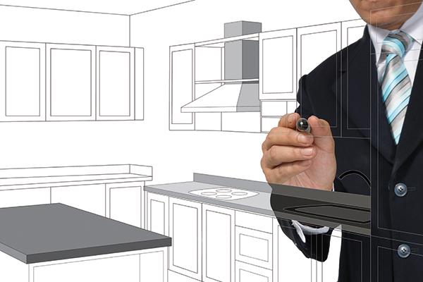 Computerplanung Präzision von Anfang an! Wir planen Ihre neue Traumküche nach Ihren Vorgaben mit Hilfe von modernen Computerprogrammen. Das geht ganz schnell, und Sie werden staunen, wie realistisch unsere Planung sein wird. Das Ganze natürlich unverbindlich und kostenlos für Sie!